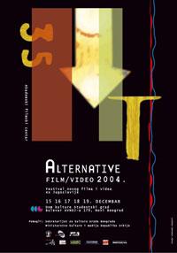Alternative Film/Video 2004