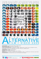 Alternative Film/Video Festival 2009 Awards